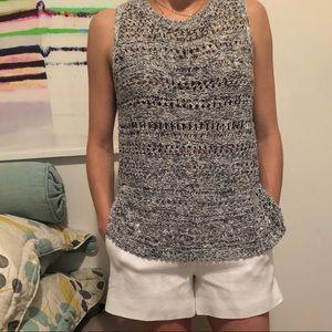Inhabit Sleeveless Sweater